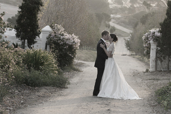 Langverwagt wedding venue in the cape town winelands region for Wedding venues open late